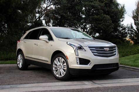 cadillac  row crossover coming  stretched version