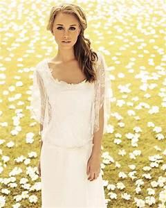 Robe De Mariée Romantique : 15 robes romantiques pour lui dire 39 oui 39 robe de ~ Nature-et-papiers.com Idées de Décoration