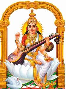 Best [21]+ Beautiful Pictures Of Goddess Saraswati Images
