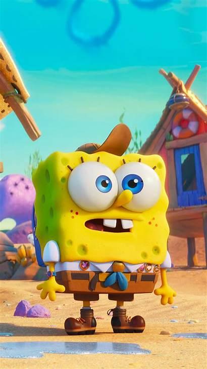 Spongebob Sponge Run 4k Wallpapers Patrick Phone