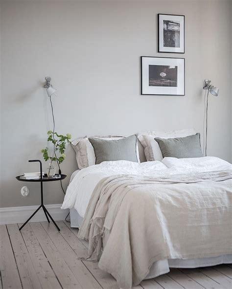chambre gris perle et blanc 1001 idées déco pour adopter la couleur taupe clair chez