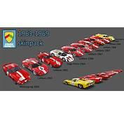 Scuderia Filipinetti MegaPack 1963 1969  RaceDepartment