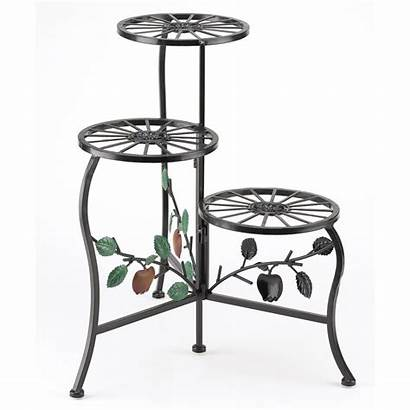 Plant Stand Apple Country Indoor Display Plants