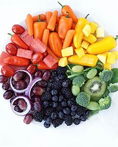 Antioxidants: What the Rainbow Colors of Your Fruits ...