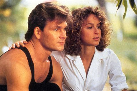 actress jennifer in dirty dancing jennifer grey says nope to dirty dancing remake role