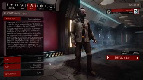 killing floor 2 beta all characters and gear - Killing Floor 2 All Characters