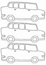 Coloring Limousine Pages Limo sketch template