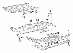 Volkswagen Fox Seat Track Support Bracket  2 Door  4 Door