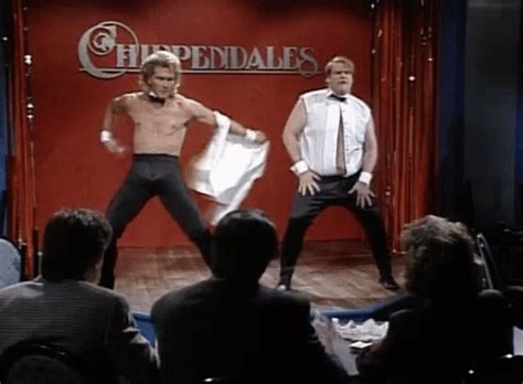 Chippendales Meme - saturday night live gif find share on giphy