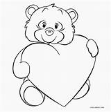 Heart Pages Coloring Printable Broken Cool2bkids Teenagers Template sketch template