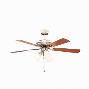 Hampton Bay Sinclair Brushed Nickel Ceiling Fan Manual