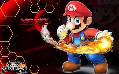 Mario Super Bros Background Desktop Wallpapers Smash