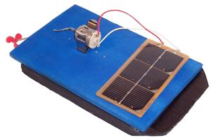 Electric Motor Boat Project Information by Solar Boat Kit Kidwind Project