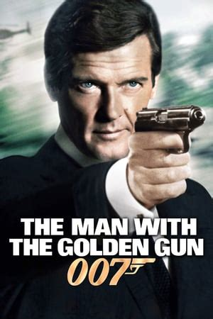man   golden gun  cast crew