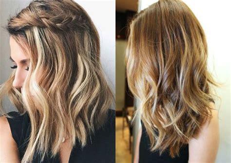 fashionable mid length hairstyles  fall medium