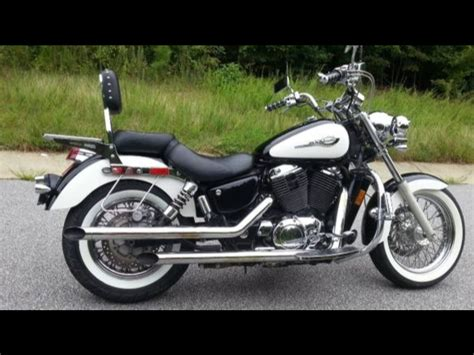 Honda Shadow Vt1100c2 Ace Coach Ken