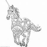 Mandala Coloring Unicorn Pages Animal Animals Pdf Wild Adults Printable Washington Monument Drawing Colouring Getdrawings Getcolorings Jungle Getcoloringpages Colorings Colori sketch template
