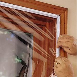 Draft Excluder Insulation Kit Double Glazing Film Glass ...