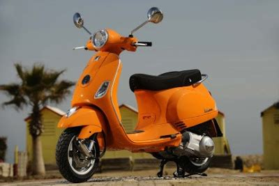 Modification Vespa S by 2009 Piaggio Vespa Lx And Vespa S Motorcycles Modification