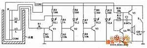 Water Level Indicator Circuit  3