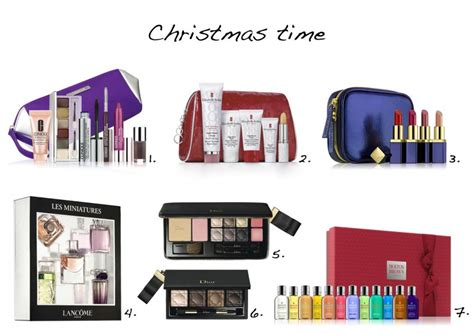 66 best christmas beauty gift sets style barista