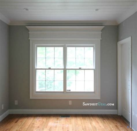 Window Crown Molding by 25 Best Ideas About Molding Around Windows On