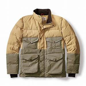 Filson Men's Down Cruiser Jacket - Moosejaw