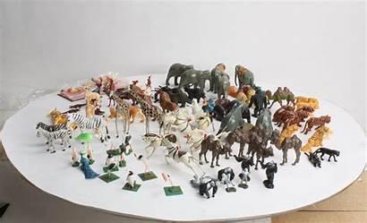 Scale Figures Animals Circus