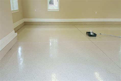 epoxy flooring voc superior garage epoxy flooring in the lake norman area
