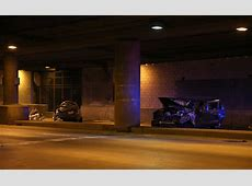 1 killed, 1 injured in Lower Wacker Drive car crash