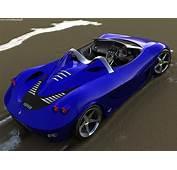 Ferrari Enzo Blue  Cool Car Wallpapers