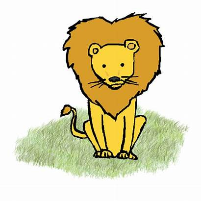 Lion Animated Animation Clipart Lions Clip Library