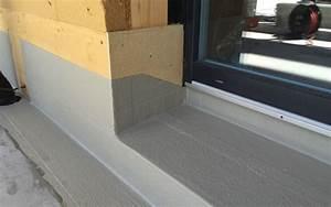 Holz Versiegeln Gegen Wasser : abdichtung holz beton ~ Lizthompson.info Haus und Dekorationen