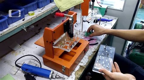 Making Test Fixture Jig For Pcb Pcba Functional