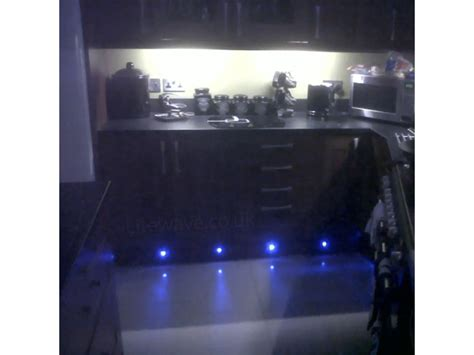 colour changeable led plinth and floor light waterproof