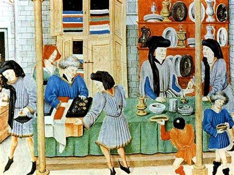 Medieval Middle Ages Merchant