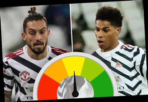 Man Utd ratings: Super subs Rashford and Fernandes save ...