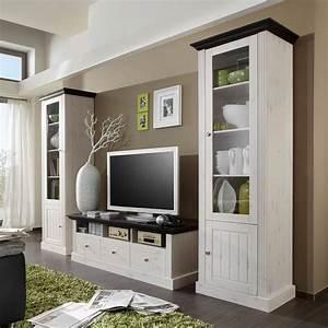 Tv Möbel Landhausstil : kate wohnwand in 4 farben in 2019 wohnzimmer wohnw nde landhaus m bel wohnwand ~ Orissabook.com Haus und Dekorationen