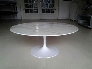 Table Basse Occasion : ameublement table basse saarinen eero pour knoll ach5 ~ Teatrodelosmanantiales.com Idées de Décoration