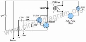 Simple Automatic Water Pump Controller