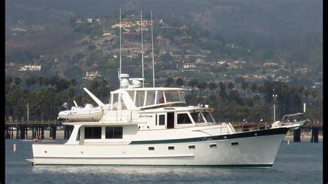 fleming  pilothouse motor yacht  sale  seacoast