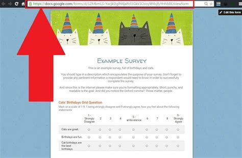 create   survey  google docs tutorial