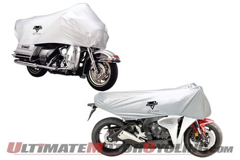 Nelson Rigg Releases Uv-2000 1/2 Motorcycle Cover