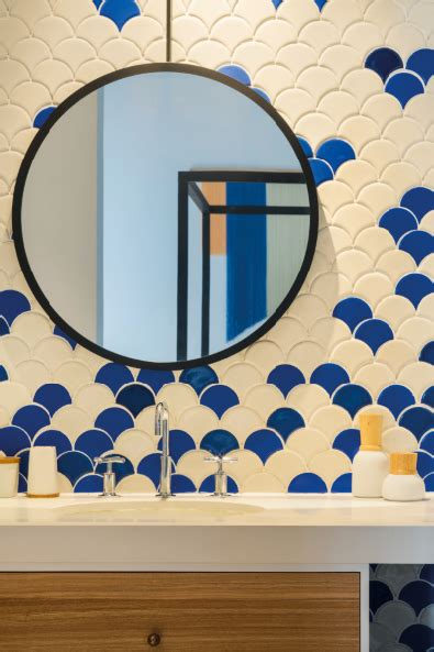 modern japanese style bathroom tiles
