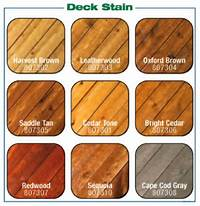 deck stain colors Fence & Deck Staining