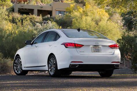 Hyundai Genesis Vs Equus by 2015 Hyundai Genesis Vs 2015 Hyundai Equus What S The