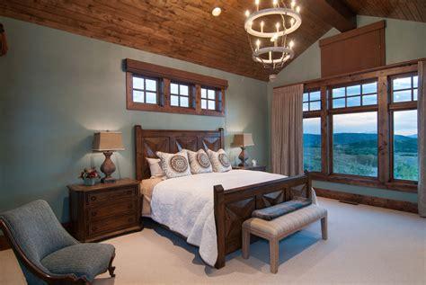 dark teal bedroom bedroom traditional  tiered