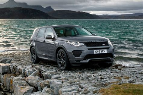 Land Rover Lease Specials