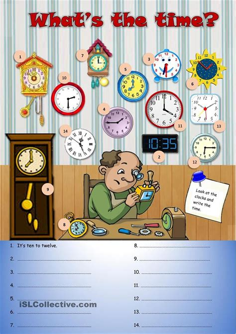 whats  time  images english classroom