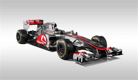 Mclaren Mp4-27 2012 Formula 1 Race Car Revealed
